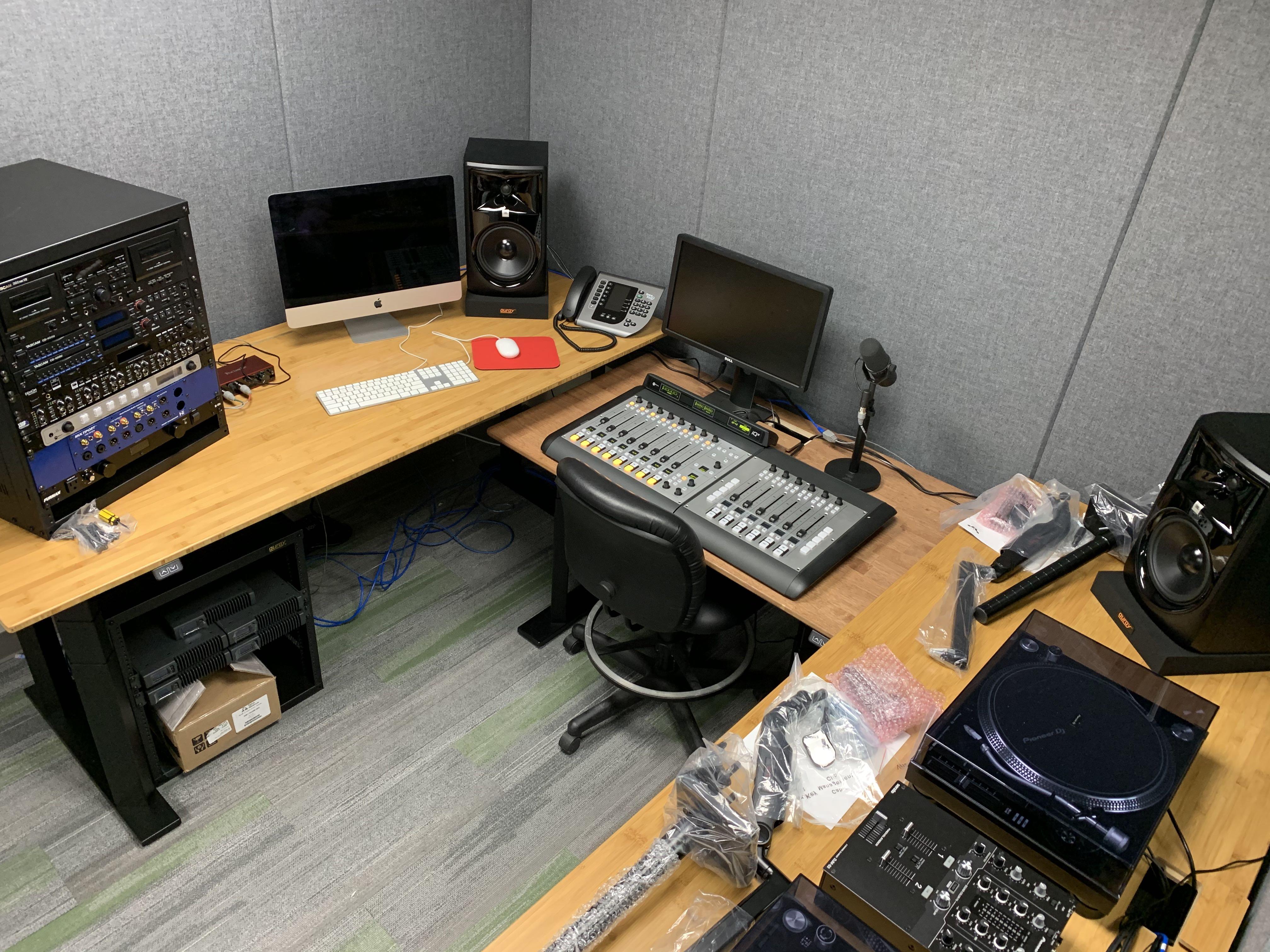 WONY Studio A