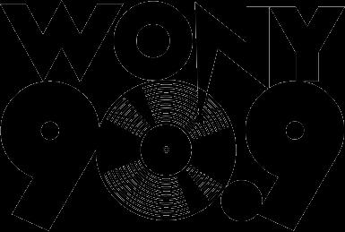 WONY Logo